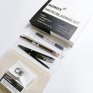 KZBOY 微刀片套件,带微刀片手柄,练习皮肤,微刀片和其他,适用于微刀片学生