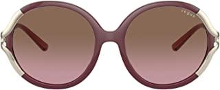 Vogue 女式 Vo5354s 圆形太阳镜