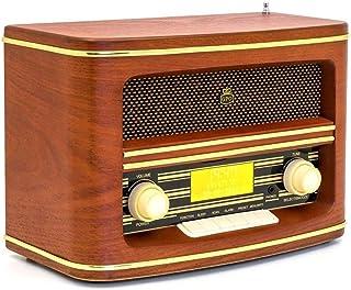 GPO Winchester Dab 复古木制收音机