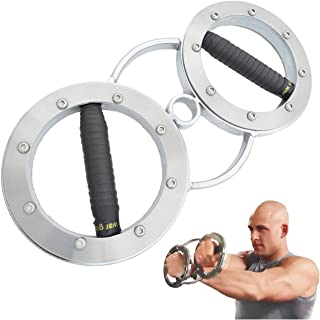 VARWANEO 8 磅前臂训练器,手部和手臂锻炼设备,燃烧机速度包,肌肉构建工具