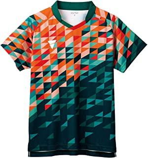 ◎VICTAS 短袖 乒乓球比赛衫 V-GS220 男女通用 乒乓球512101-4020 男士