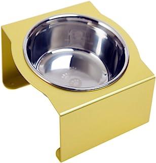 MATUMI Ours 宠物食盆架 S尺寸 金色
