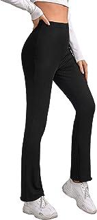 WDIRARA 女式休闲弹性高腰卷起纯色紧身牛仔裤