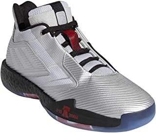 adidas 阿迪达斯 男士 TMAC Millennium 2 篮球银色金属/核心黑色/灰色 2 9