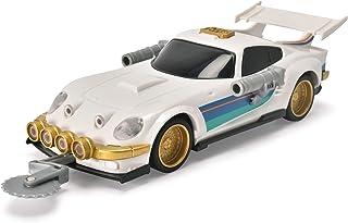 Jada Toys Fast & Furious Spy Racers Layla's Astana Hotto,玩具车,由 Netflix 系列闻名,带配件,灯光和声音,包括电池,比例1:24,适合 3 岁以上的儿童,203203001,白色