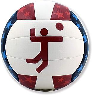 微型运动排球,带有美国奥运会官方图案