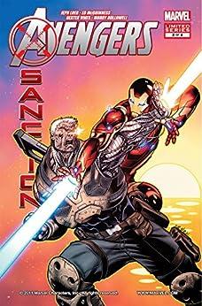 """Avengers: X-Sanction #2 (of 4) (English Edition)"",作者:[Jeph Loeb, Ed McGuinness, Dexter Vines, Morry Hollowell]"