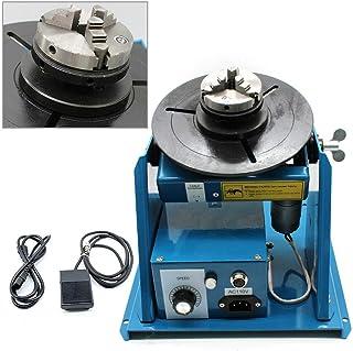 TFCFL 转盘,DC24V 20W 旋转焊接定位器转盘,高定位精度,适合切割、研磨、组装、测试和其他接缝焊接