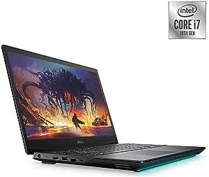 2021 *新 Dell G5 15.6 英寸全高清游戏笔记本电脑,Intel i7-10750H,NVIDIA GTX 1650Ti,32GB DDR4 RAM,512GB PCIe 固态硬盘,HDMI,WiFi,背光键盘,Win10 Home