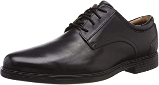 Clarks Un Aldric Lace 男式皮鞋 德比鞋