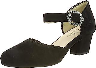 HIRSCHKOGEL 女士 300012 高跟鞋 黑色 37 欧码