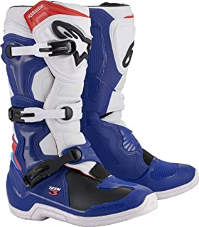 Alpinestars 男士 Tech 3 摩托车越野靴
