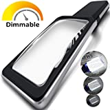 MagniPros 3X Large Wide Horizontal Handheld Magnifying Glass…