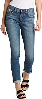 Silver Jeans Co. Beau 中腰牛仔裤