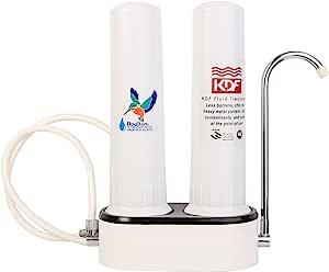 Doulton道尔顿净水器F-CP201台上型(亚马逊自营商品, 由供应商配送) 赠送滤芯一套