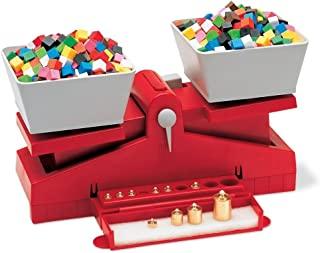 Learning Resources 学校精密天平,适合四年级及以上的人群,彩色