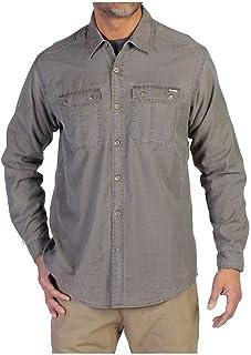 ExOfficio 男士 Hallstatt 长袖衬衫
