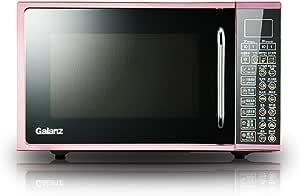 Galanz/格兰仕光波炉G70F20CL-DG(P0)(樱花粉 抗菌纳米银内胆,美国进口戴森平板,9大智能菜单 一键直达 特设宝宝键功能)(亚马逊自营商品, 由供应商配送)