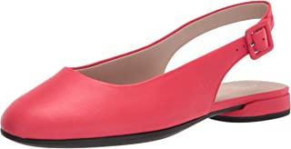 ECCO 女士 Anine Sling Back 芭蕾平底鞋