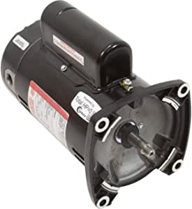 AO Smith/Century 额定电,单速,0.75HP,3450RPM,230/115V,4.8/9.6 AMPS,1.27服务因子,方形前盖