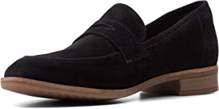Clarks 女士 Trish Rose 乐福鞋