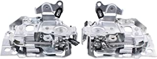 XtremeAmazing 2 件前左前门闩 适用于塔霍郊区天文西装 Kodiak LLV S10 育空郊区 Topkick Jimmy S15 Safari Sonoma 台风 Escalade Bravada