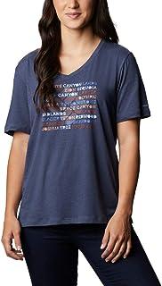 Columbia 哥伦比亚 女士 Piney Ridge 短袖休闲 T 恤