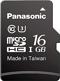 Panasonic 松下 产业/业务用 高耐久microSD卡 3D pSLC 16GB TA系列 RPTMTA16SWA