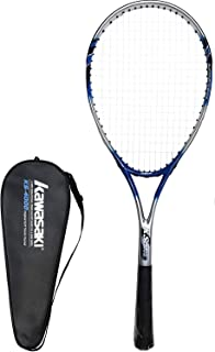软式网球球拍 软式网球拍 4000 带盒子 已拉伸 适合初学者使用