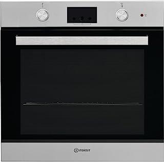 Indesit IFW 65Y0 J IX 烤箱,66升,1500 W,不锈钢