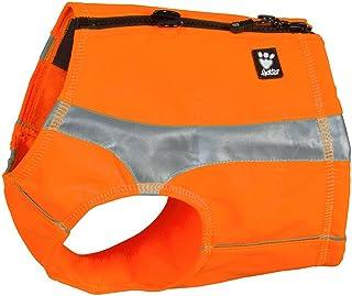 Hurtta Lifeguard Polar Vest, Medium, Orange