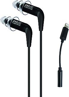 Etymotic Research ER3SE 工作室版平衡电枢入耳式耳机限量版与兼容 iPhone 适配器