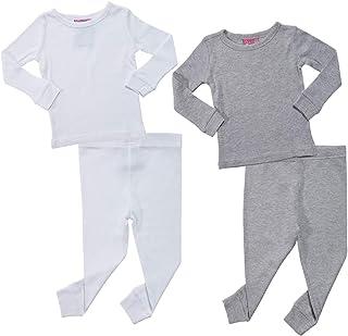Sweet & Sassy 女婴保暖内裤 4 件套