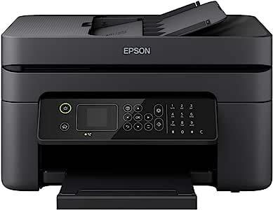 EPSON 爱普生 WorkForce WF-2830DWF打印/扫描/复印/传真Wi-Fi打印机,带有ADF