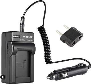 Kastar 电池充电器带美国反转,JVC BN-VG107 BN-VG114 BN-VG121 BN-VG138 电池和摄像机