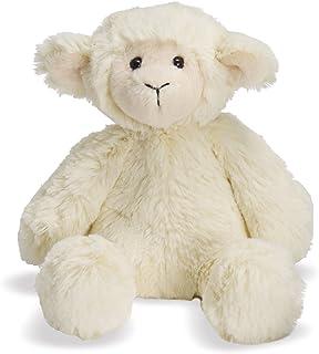 Manhattan Toy 曼哈顿玩具 Lovelies Lindy 羊羔填充动物玩具,6 英寸(约 15.2 厘米)