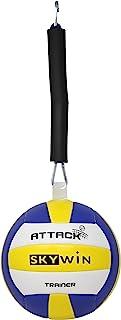 Skywin 排球钉训练器,卓越的排球训练辅助器有助于提高英勇性,排球设备训练提高投球能力、手臂挥杆和击球力量