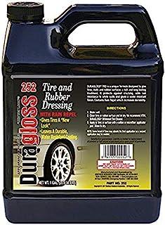 Duragloss 252 轮胎和垫敷料 - 1 加仑(约 3.7 升)