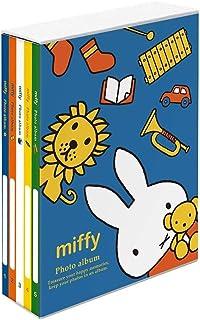 NAKABAYASHI 5册BOX 相册 米菲 23872