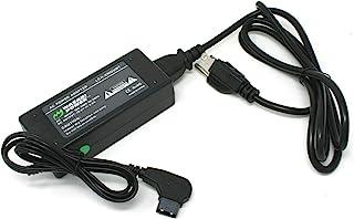 Wasabi Power D 型充电器,带 D 水龙头电缆,用于 V 装电池,V 锁电池和专业视频摄像机