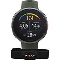 POLAR Vantage V2-带有GPS的高级多功能运动智能手表,基于腕部的HR测量-适用于所有运动 - 音乐控制…