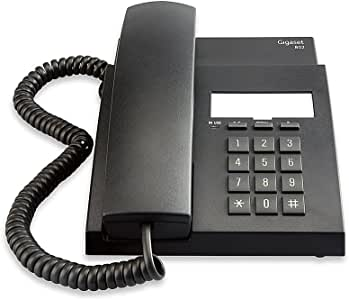 Gigaset 集怡嘉 原西门子电话机 HA8000(21)/802办公电话机(黑)(供应商直送)