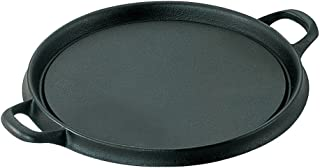 池永铁工 IK 铁 什锦烧铁板 圆形 28厘米 铸铁 日本 QOK05