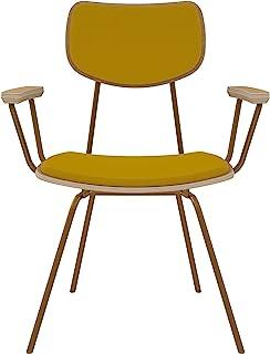 NyeKoncept 中世纪餐椅 Moody Gold