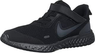 Nike 儿童 Revolution 5 学前魔术贴跑鞋