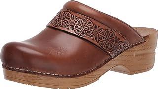 Dansko 女士 Saundra 拖鞋