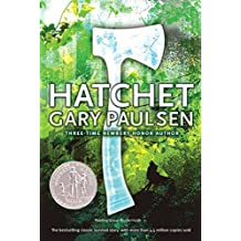 Hatchet: 30th Anniversary Edition (Brian's Saga Book 1) (English Edition)