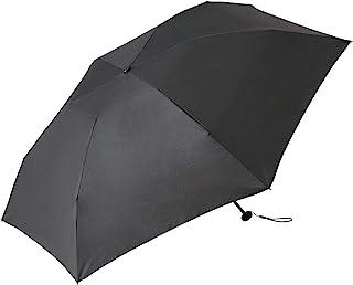 PEARL METAL 珍珠金属 形状稳定布折叠伞 手动开合 50厘米 6根伞骨 黑色 N-7676