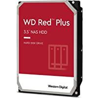 WESTERNDIGITAL HDD 6TB WD Red Plus NAS RAID (CMR) 3.5英寸 内置硬盘…
