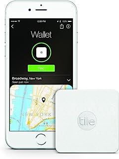 Tile Slim - Phone Finder. Wallet Finder. Item Finder - 1-Pack 8-包每包 1 条